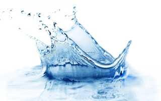 Наложение приворота на воду