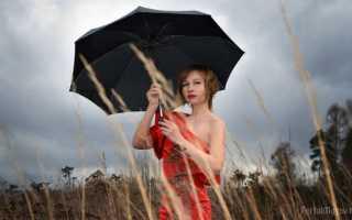 Какие существуют приметы и суеверия, связанные с зонтом