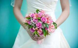 Приметы про свадебный букет невесты