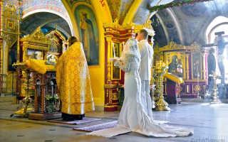 Приметы и традиции, связанные с венчанием
