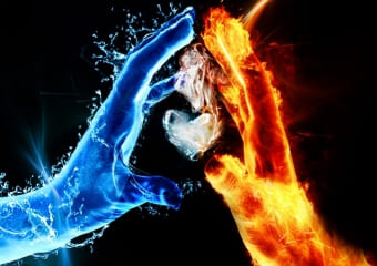 Вода и огонь в ворожбе