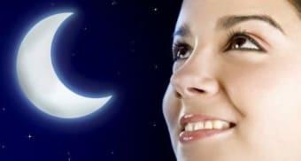 Луна и ворожба на огонь