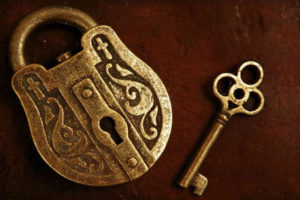 Приворот на замок с ключом