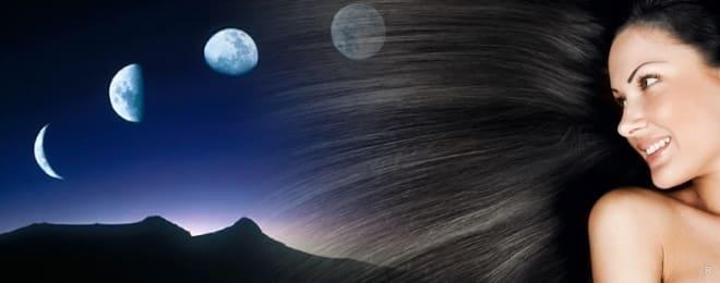 Ворожба на замок при растущей луне