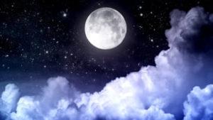 Ворожба в нчоь растущей луны