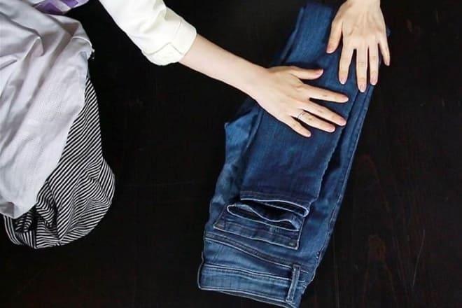 Ворожба на джинсы