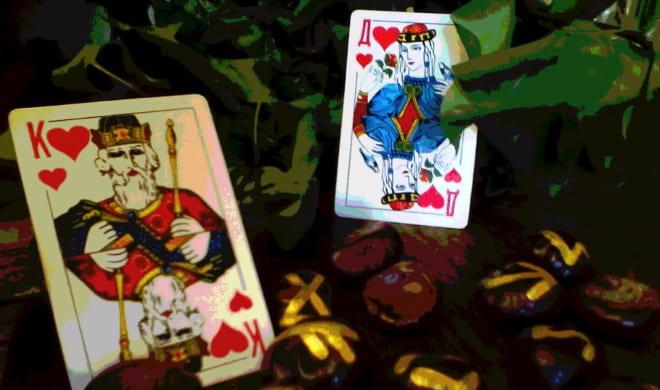 Колдовство игральных карт
