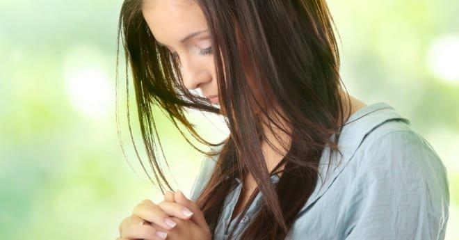 Молчаливая молитва