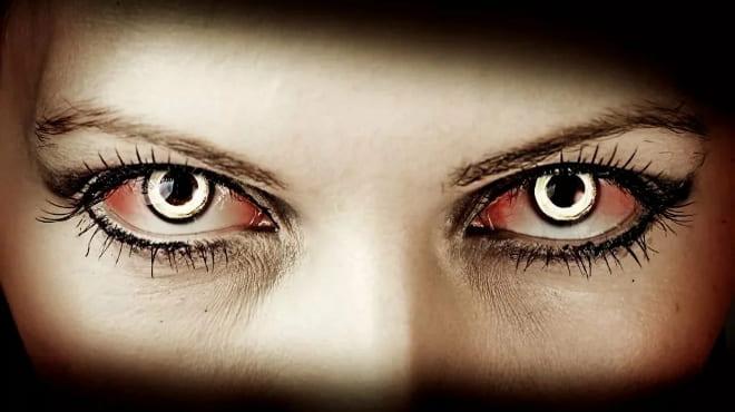Глаза ведьмы