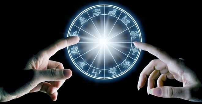 Круг из знаков зодиака