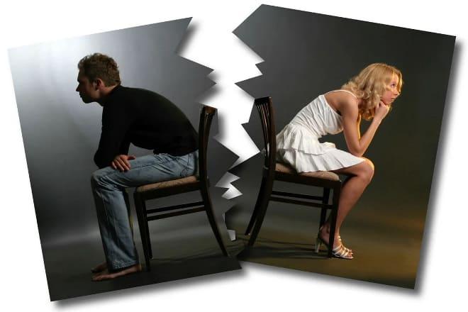 Скорый разрыв отношений