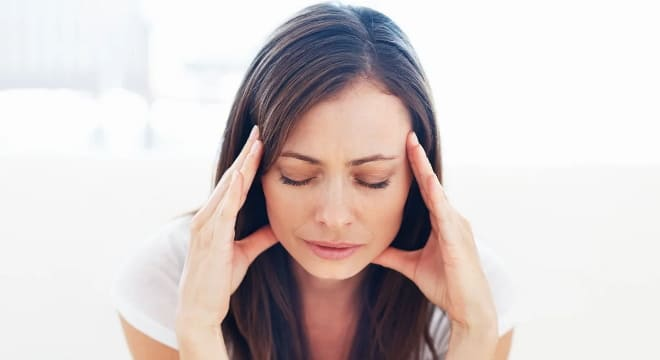 Женский стресс