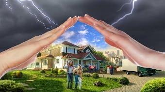 Магия защищает дом