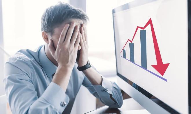 Огромные финансовые потери