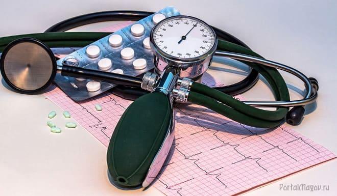 Приборы для медицинских обследований