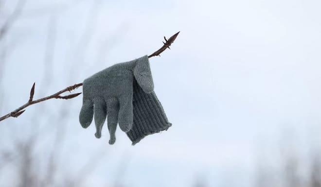 Найденная перчатка