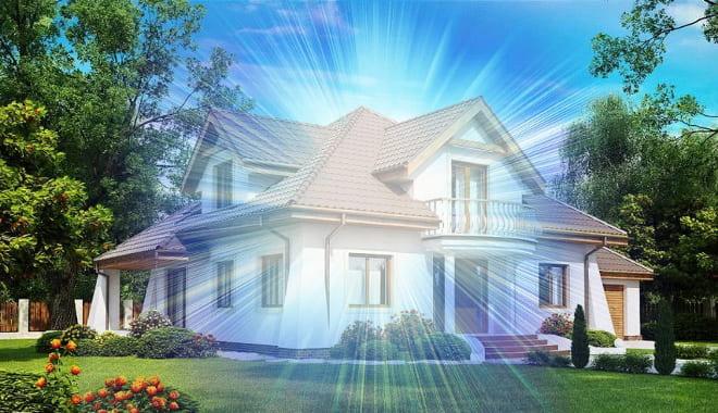 Дом с положительной энергией
