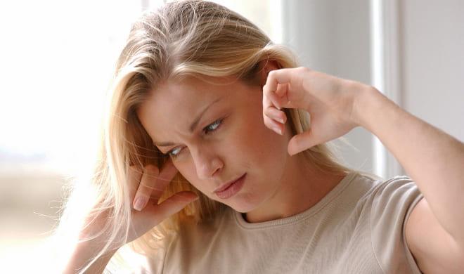 Двухсторонний звон в ушах