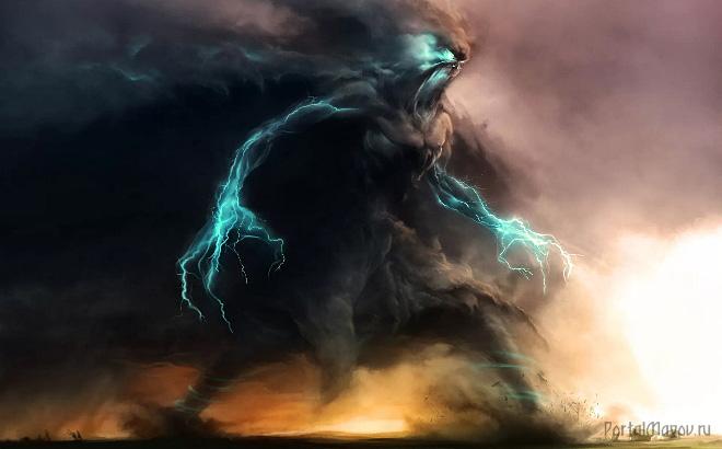 Бес в небе