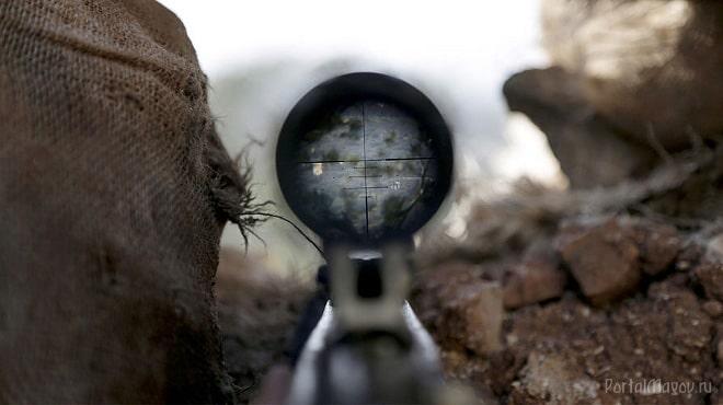 Снайперская цель